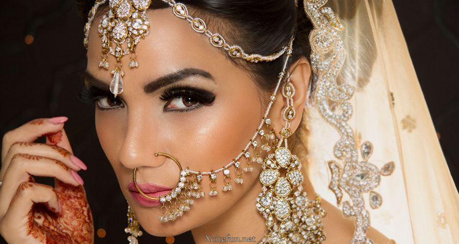 Bridal Makeup New Pics : Latest Asian Bridal Makeup New Look