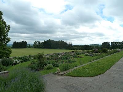 Gardens Burton Court