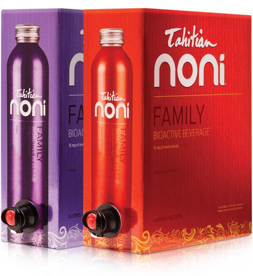 Tahitian Noni Family Quad