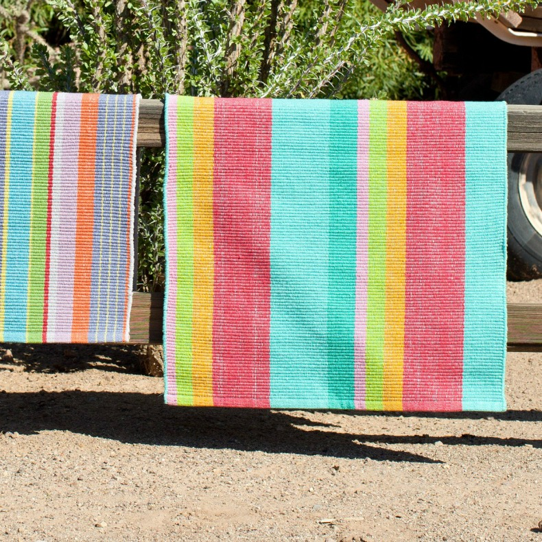 10 Ways To Add Color Your E With Style   Bright Colored Outdoor Rugs  Roselawnlutheran