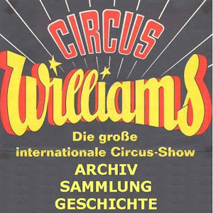 Circus Williams Archiv