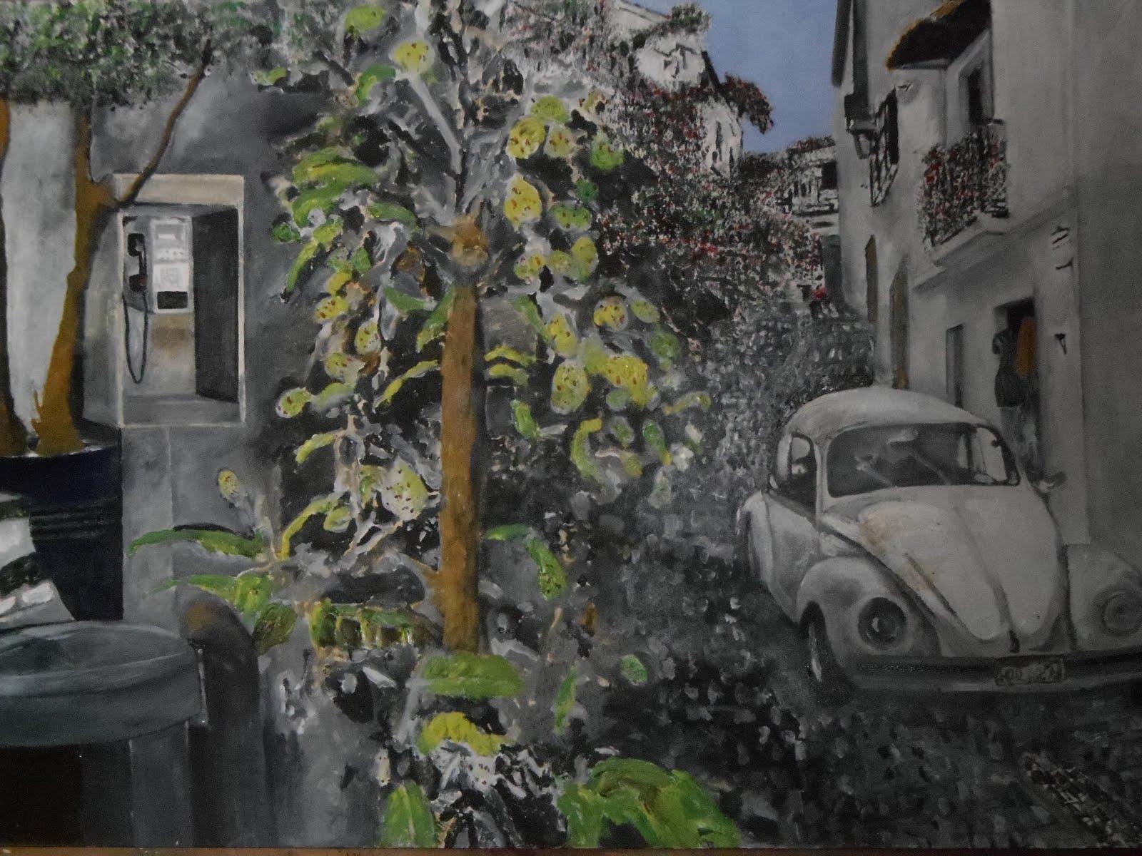 Pintura de Luis Tejada