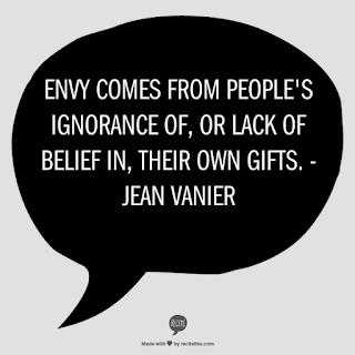 envy quote jean vanier