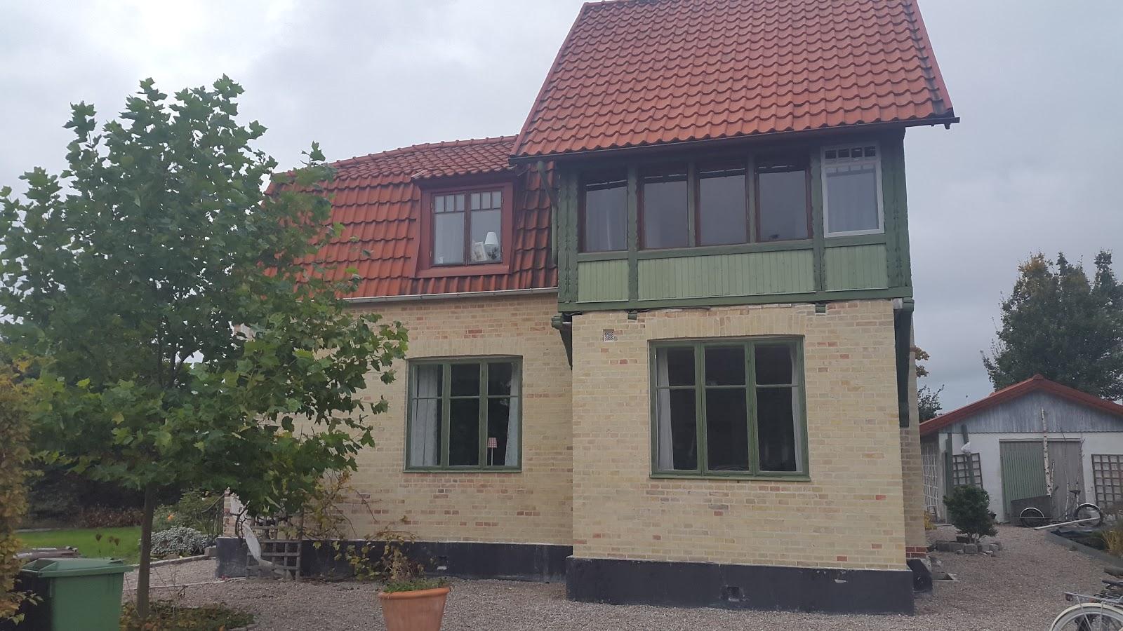 Jugendhuset: Topiary, topiary min älskade!