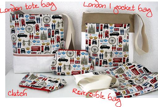 London Olympics bags