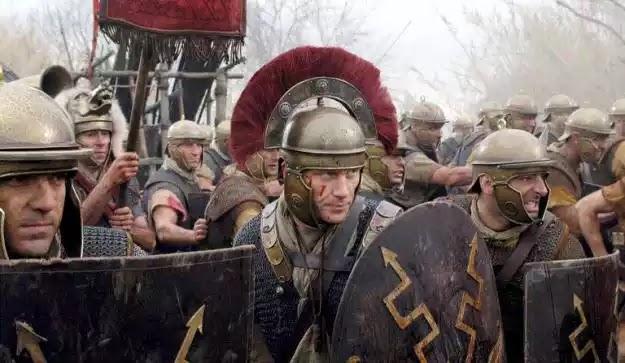 Οι Ρωμαίοι μιλούσαν ελληνικά, και ηταν η συνεχεία του αρχαιοελληνικού πολιτισμού!