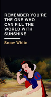 So much more than they've got planned: In Defense of ... Disney Snow White Quotes
