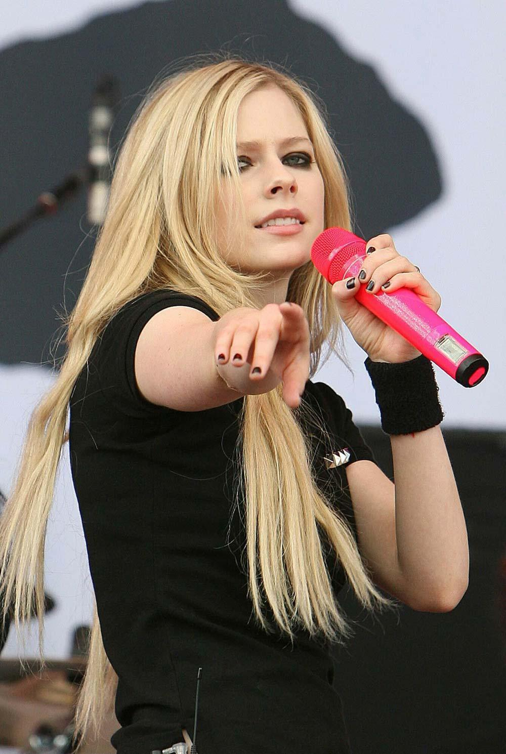 avril lavigne highlights