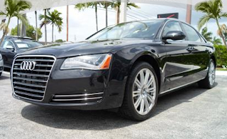 2012 Audi A8 L Quattro