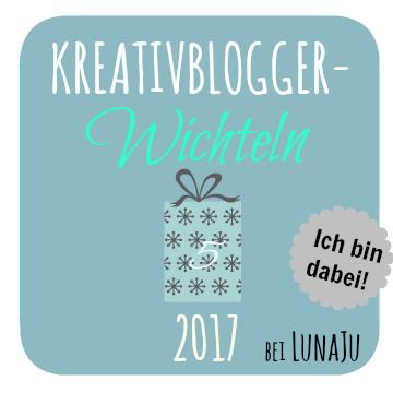 Kreativbloggerwichteln bei LUNAJU 2017