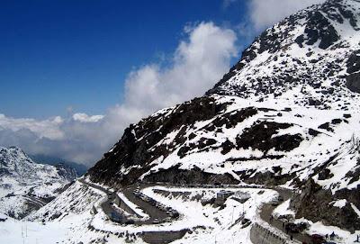 Passagem Nathu La  - India-Tibete