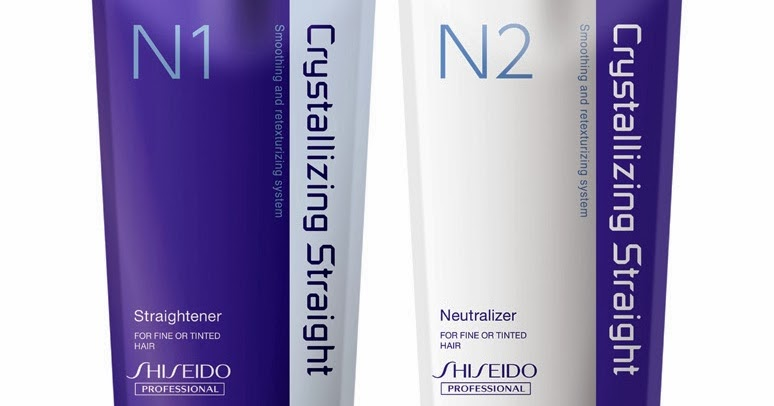 Shiseido Crystallizing Cream Straightener Amp Neutralizer