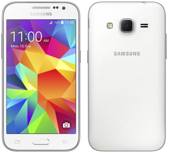 روت لهاتف Galaxy Core Prime SM-G361H لاندرويد 5.1.1 لولى بوب مع شرح التركيب Pre-Rooted