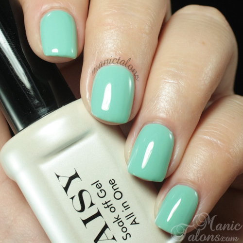Daisy Duo Air of Mint Swatch