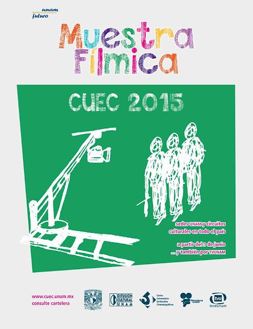 Iniciará la Muestra Fílmica del CUEC 2015 en distintas sedes de la ciudad