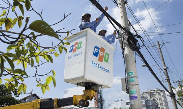 FPT Telecom dự kiến thử nghiệm 4G trong năm 2016