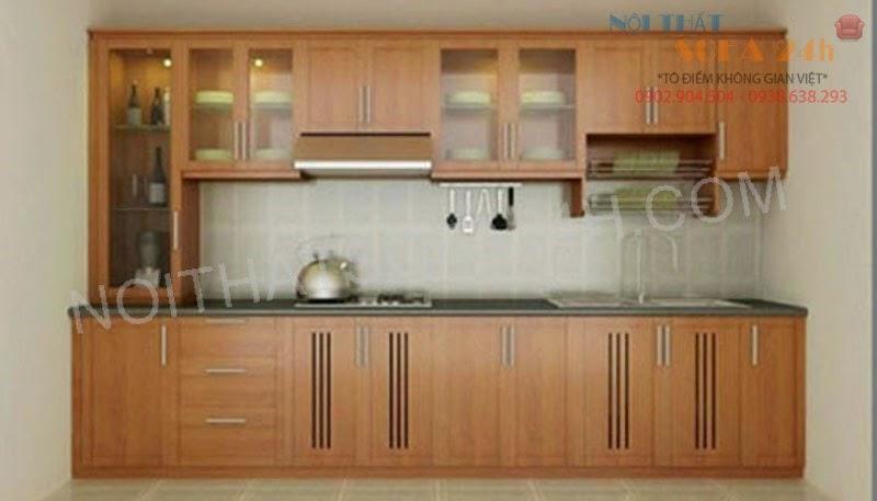 Tủ bếp TB004
