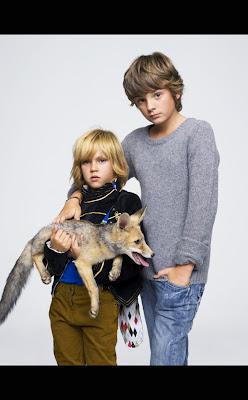 Vogue Kinder - Freunde Ringers 2013