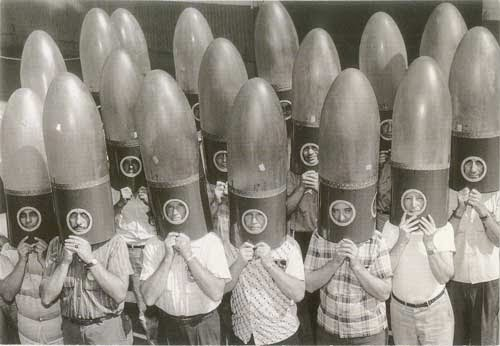 human rockets