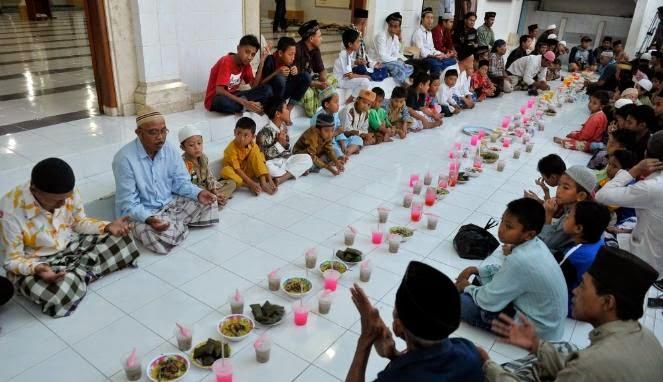 7 Tradisi Paling Unik Menyambut Bulan Ramadhan Di Indonesia