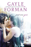 book cover of Just One Year by Gayle Forman