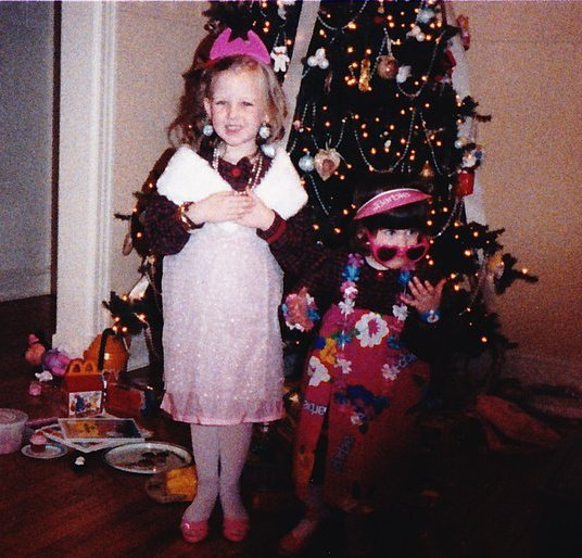 Christmas 1989 in Long Branch