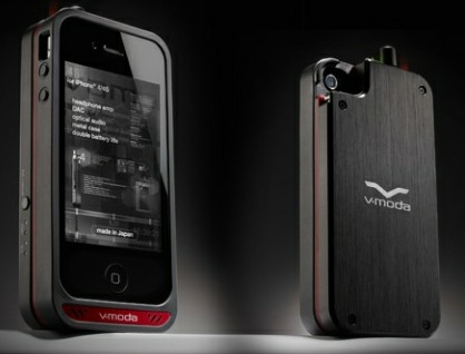 V-Moda VAMP Casing with AMP Portable