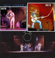 Rust Never Sleeps Tour 1978 - Alchemy Tour 2012