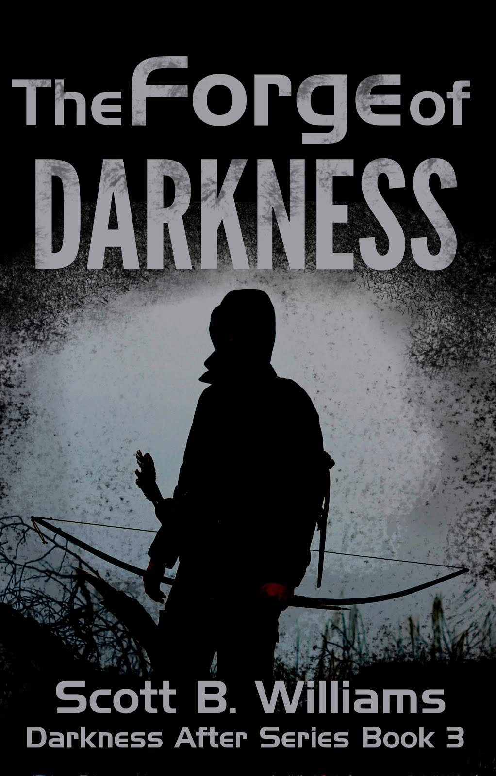 Available Now! Book III of The Darkness After Series