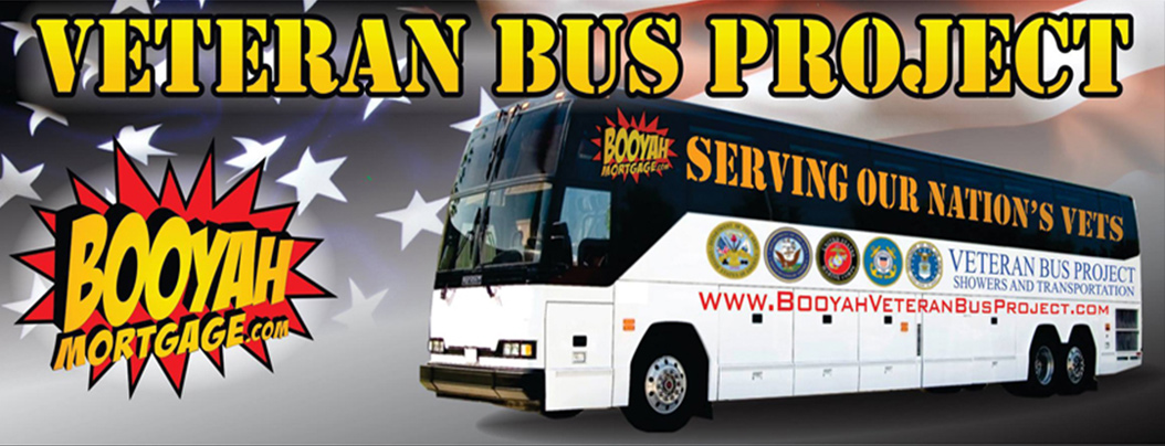 Booyah Veteran Bus Project Blog