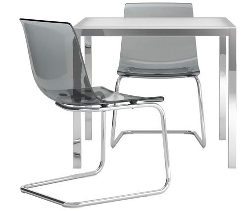 Arredo a modo mio torsby tobias e roxo i tavoli con - Tavolo sedie ikea ...