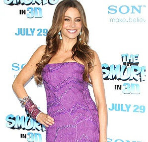 Sofia Vergara - top women celebrities 2012
