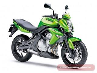 Harga Kawasaki ER6n Motor Spesifikasi 2012