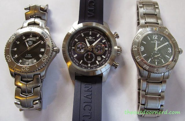 Invicta Men's 15200 Specialty Chronograph Watch - With Tag Heuer and Movado