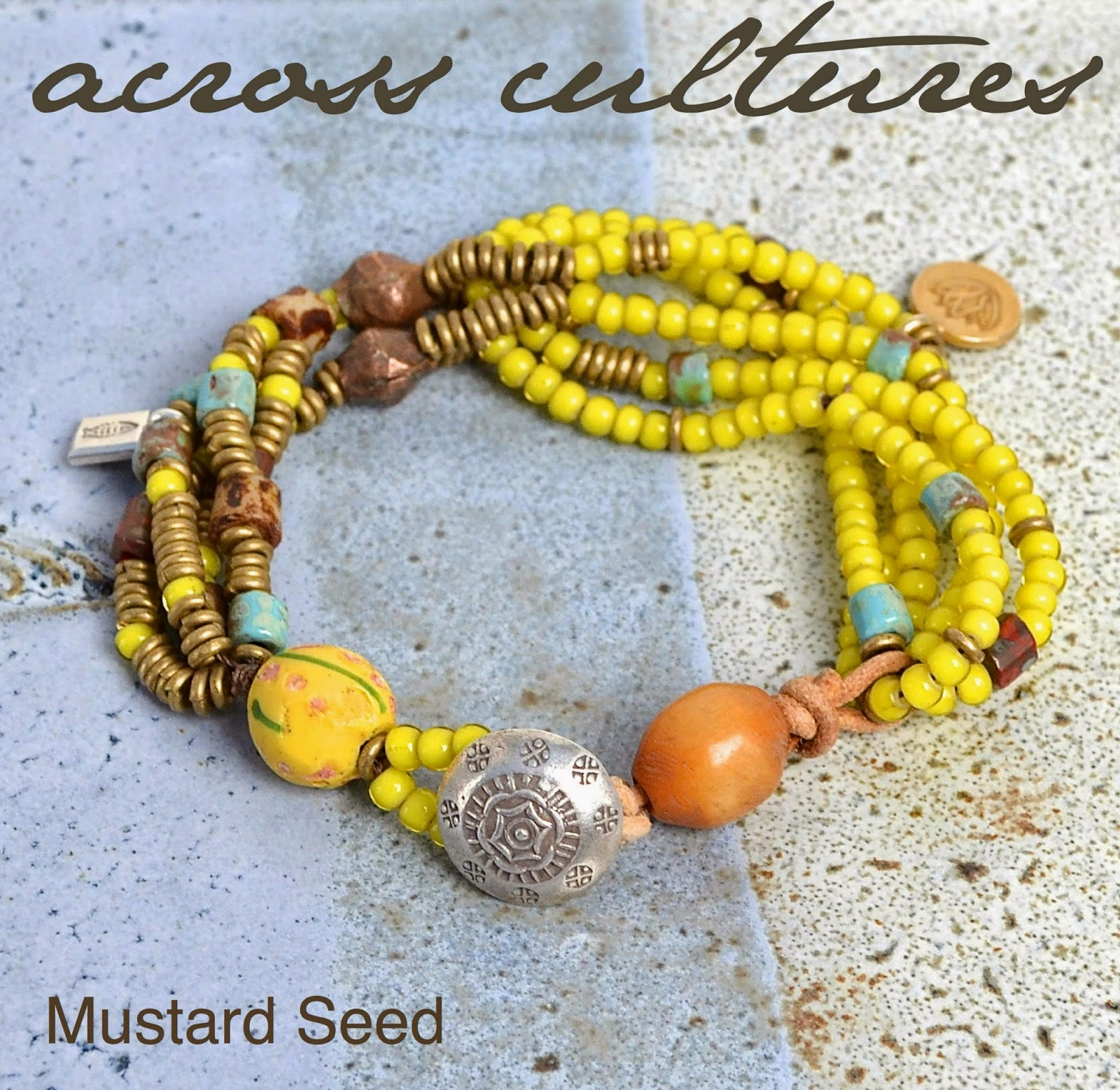 Project Remix: Across Cultures Bracelet
