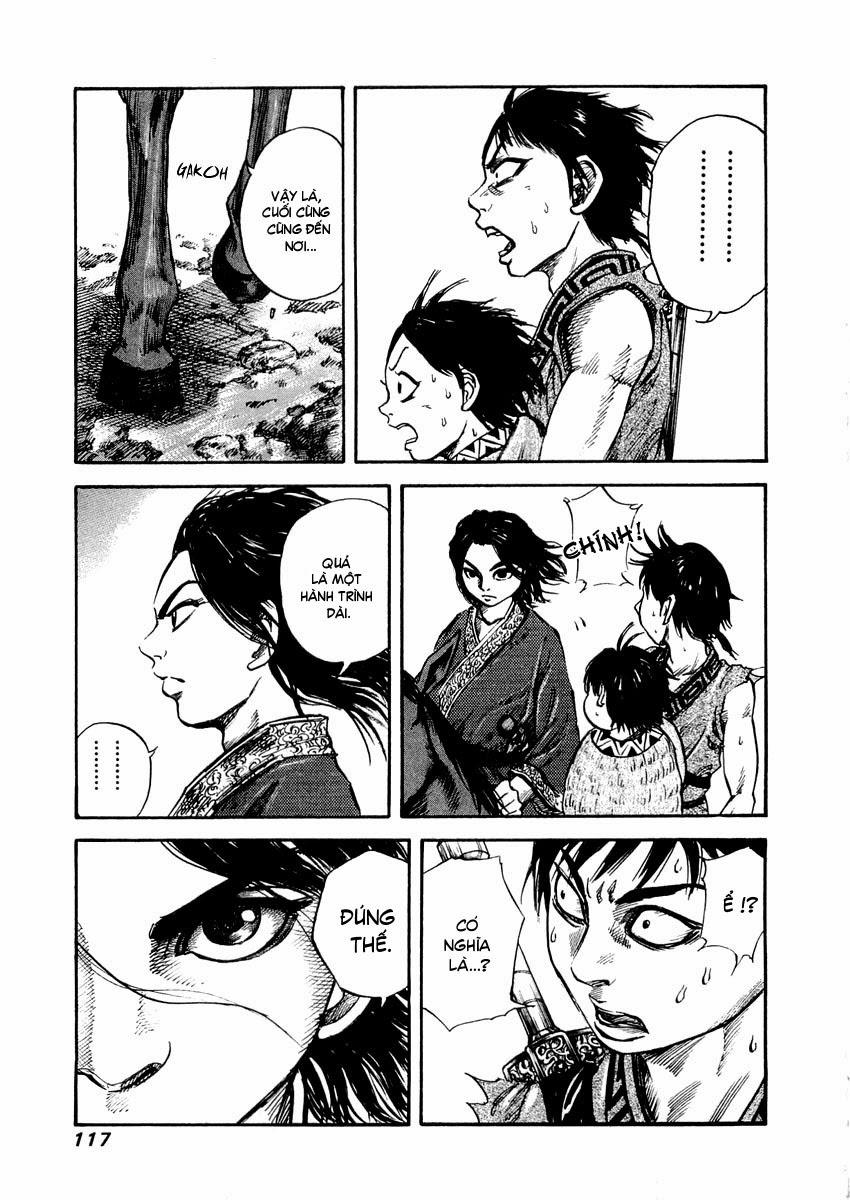 Kingdom - Vương Giả Thiên Hạ  Chapter 26 page 5 - IZTruyenTranh.com