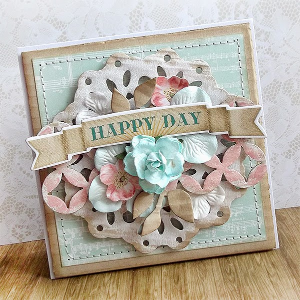 Lovely Sizzix Card Making Ideas Part - 14: Crafting Ideas From Sizzix UK - Blogspot