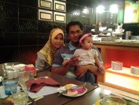 DINNER DI HOTEL CONCORDE SHAH ALAM