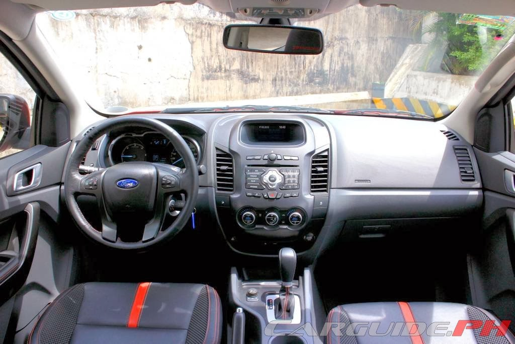Ford Focus Hatchback 2014 Titanium