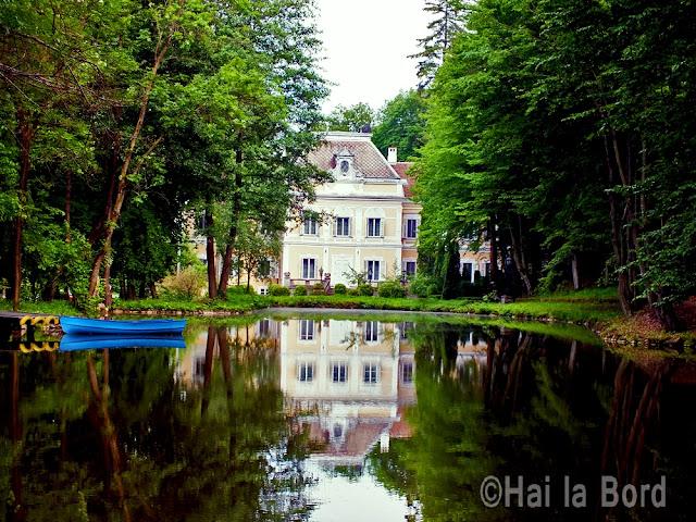 castel si lac arcus