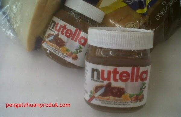 Harga Nutella Ferrero Bulan Ini