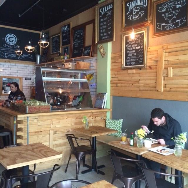 A comer rico green life bistro org nico en coral gables for Como administrar un restaurante pequeno