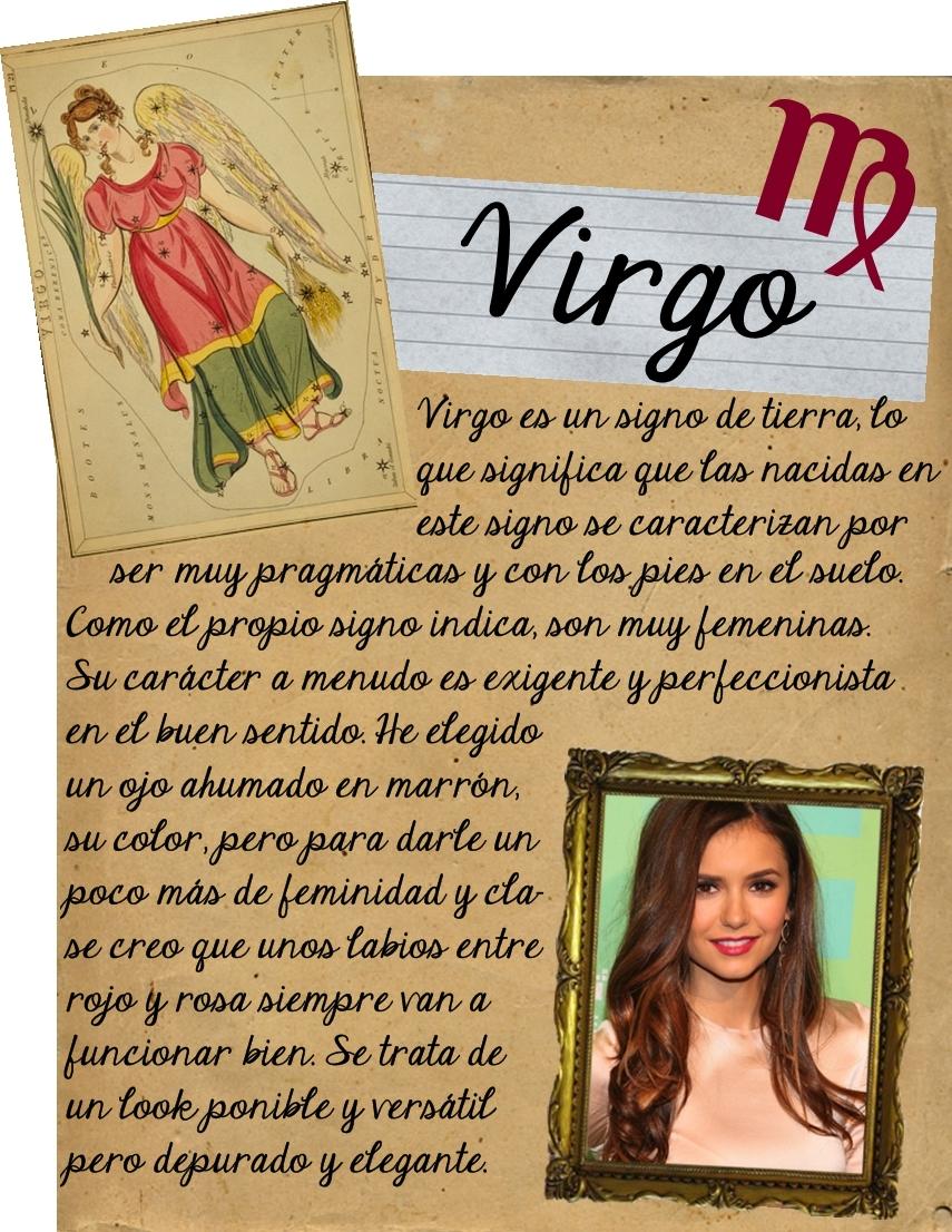 El arte de las cosas nimias noviembre 2012 - Como son los virgo ...
