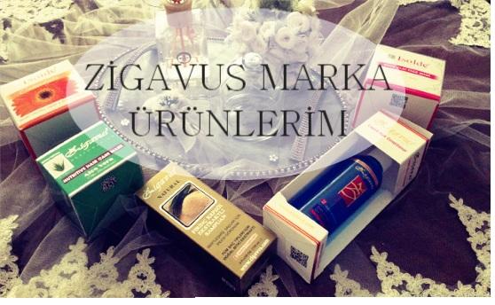 ZİGAVUS MARKA ÜRÜNLERİM