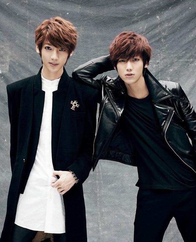 Boyfriend's twins Youngmin – Kwangmin in talks for 'Real Men'