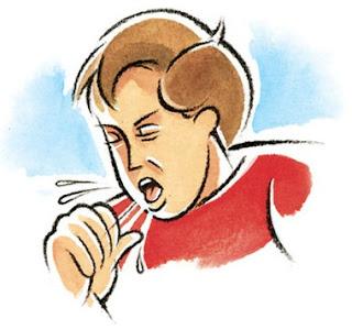 CARA MENGATASI FLU DAN BATUK
