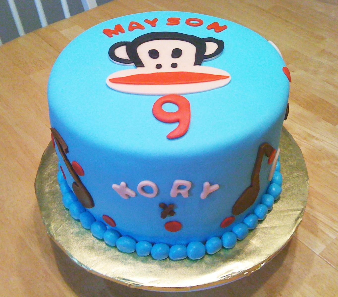 paul bakery birthday cakes