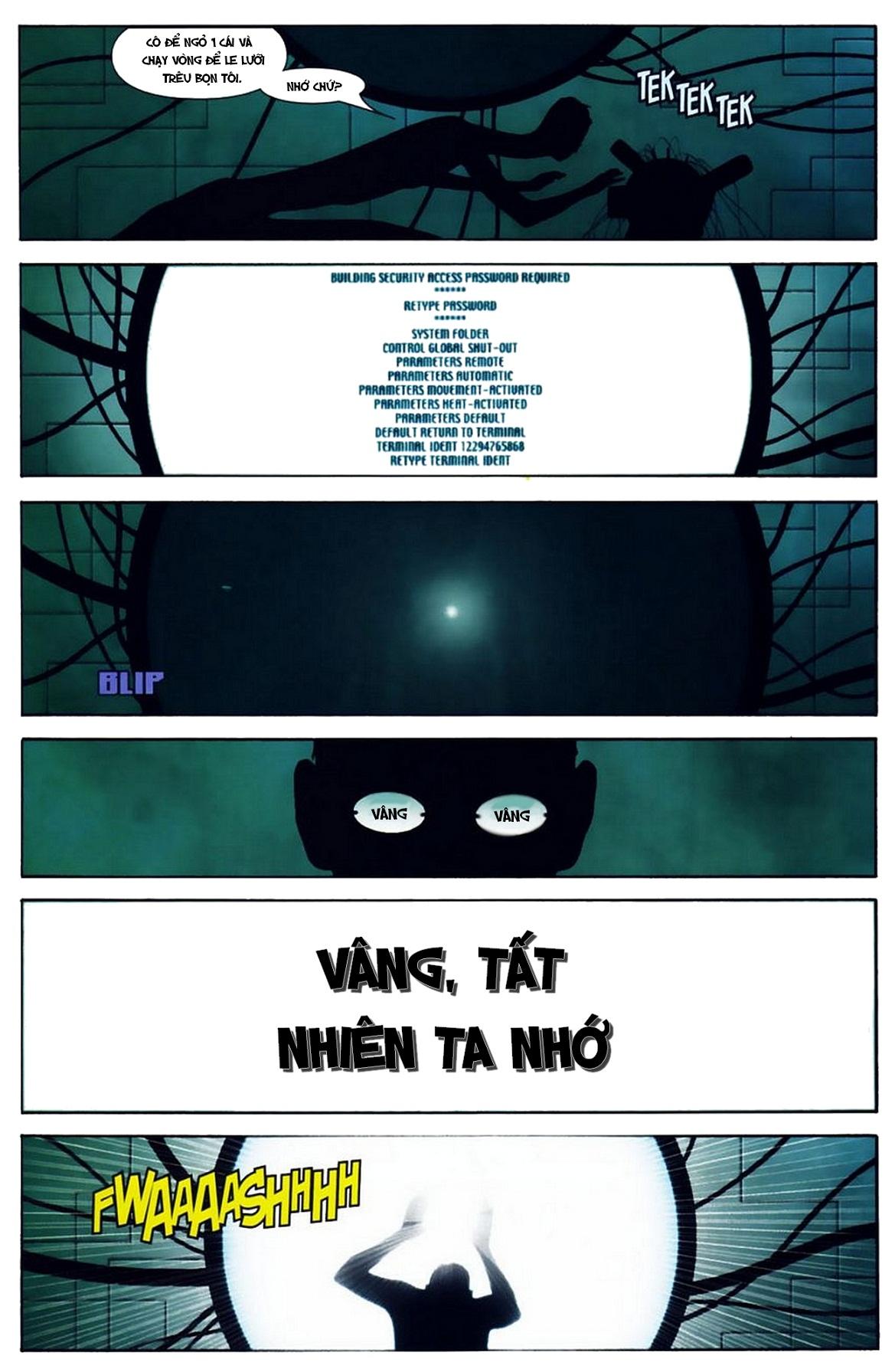 Ultimate Fantastic Four chap 19 - Trang 24