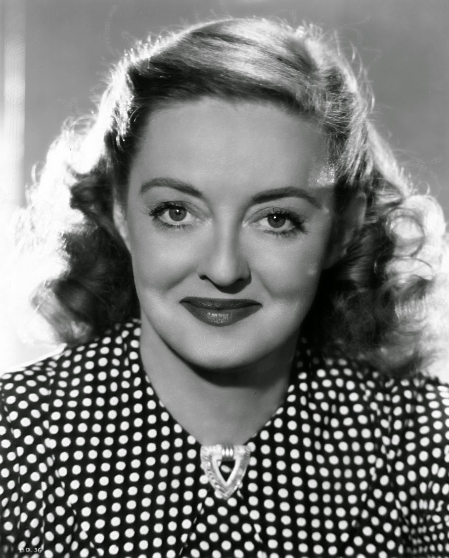 bytes bette davis and her eyes
