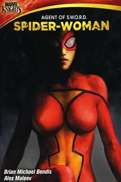 Capa Marvel Knights Mulher Aranha Torrent Dublado